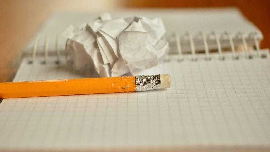 inspiración para escribir